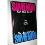 The Blue Room/The Accomplices - Georges Simenon, Eileen Ellenbogen, Bernard Frechtman