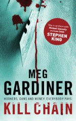 Kill Chain - Meg Gardiner