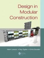 Design in Modular Construction - R.M. Lawson, Mark Lawson, Ray Ogden