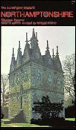 Northamptonshire - Nikolaus Pevsner, Bridget Cherry, Gyles Isham, Bruce Bailey