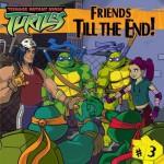 Friends Till the End! (Teenage Mutant Ninja Turtles) - Bob Ostrom, Steve Murphy, Marty Isenberg