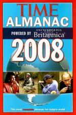 Time: Almanac 2008 - Time-Life Books, Time-Life Books
