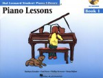 Piano Lessons Book 1 - Book/Enhanced CD Pack: Hal Leonard Student Piano Library - Snyder Audrey, Phillip Keveren, Fred Kern, Mona Rejino, Snyder Audrey