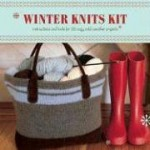 Winter Knits Kit: Instructions and Tools for 25 Cozy Cold-Weather Projects - France Ruffenach, Sara Lucas, Allison Isaacs