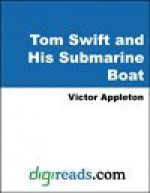 Tom Swift and His Submarine Boat [with Biographical Introduction] - Victor Appleton