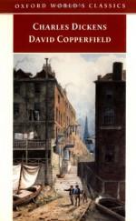 David Copperfield - Charles Dickens, Nina Burgis, Andrew Sanders