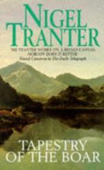 Tapestry of the Boar - Nigel Tranter
