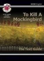 To Kill a Mockingbird CGP - the text guide - CGP, Harper Lee Lee