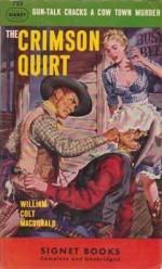 The Crimson Quirt - William Colt MacDonald