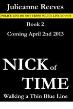 Nick of Time - Julieanne Reeves