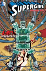 Supergirl (2011- ) #27 - Tony Bedard, Yildiray Cinar