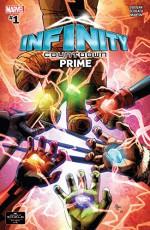 Infinity Countdown Prime (2018) #1 - Gerry Duggan, Mike Deodato