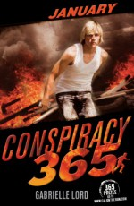 Conspiracy 365: January - Gabrielle Lord