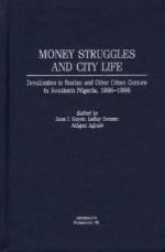 Money Struggles and City Life - LaRay Denzer