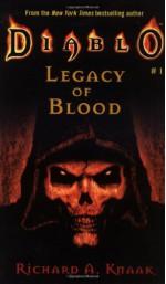 Legacy of Blood - Richard A. Knaak