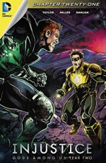 Injustice: Gods Among Us: Year Two #21 - Tom Taylor, Mike S. Miller