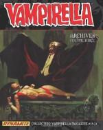 Vampirella Archives Volume 3 HC - Sanjulian, Archie Goodwin, Donald McGregor