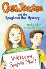 Cam Jansen and the Spaghetti Max Mystery - David A. Adler