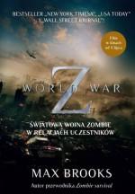 World War Z. Światowa wojna zombie w relacjach uczestników - Max Brooks, Leszek Erenfeicht