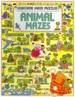 Animal Mazes - Jenny Tyler, Kim Blundell