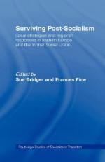 Surviving Post-Socialism - Susan Bridger