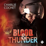 Blood & Thunder: (THIRDS Book 2) - Charlie Cochet, Mark Westfield