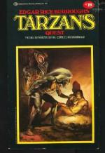 Tarzan's Quest - Edgar Rice Burroughs