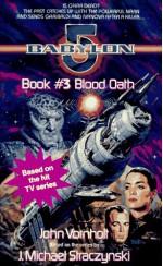 Blood Oath - John Vornholt, J. Michael Straczynski