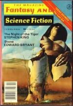 The Magazine of Fantasy and Science Fiction, February 1978 - Edward Bryant, Edward L. Ferman, Stephen King, Isaac Asimov