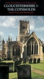 Gloucestershire 1: The Cotswolds - David Verey, Nikolaus Pevsner, Alan Brooks
