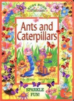 Ants and Caterpillars Sparkle Book - Bendon Publishing