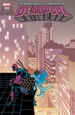 Deadpool (2015-) #20 - Gerry Duggan, Matteo Lolli, Tradd Moore
