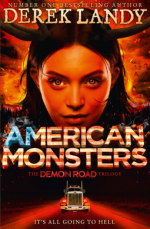 American Monsters - Derek Landy