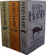 The Farseer Trilogy: Assassin's Apprentice, Royal Assassin, Assassin's Quest - Robin Hobb