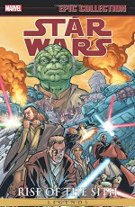 Star Wars Epic Collection: Rise of the Sith Vol. 1 (Epic Collection: Star Wars) - Scott Allie, Mike Kennedy, Ryder Windham, Randy Stradley, Mahmud Asrar, Lucas Marangon, Ramon Bachs, Davide Fabbri