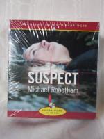 Suspect by Michael Robotham Unabridged CD Audiobook - Michael Robotham, Simon Prebble