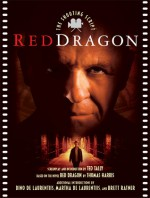 Red Dragon: The Shooting Script - Ted Tally, Thomas Harris