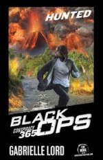 Hunted (Black Ops #2) - Gabrielle Lord