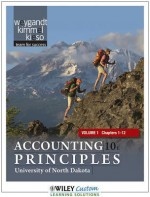 Accounting Principles 10th Edition Chapters 1-12 for University of North Dakota - Jerry J. Weygandt, Donald E. Kieso, Paul D. Kimmel