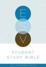 ESV Student Study Bible - Crossway