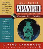 All-Audio Spanish CD (LL(R) All-Audio Courses) - Irwin Stern