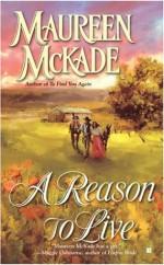 A Reason to Live - Maureen McKade