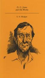 D. G. Jones and His Works - E.D. Blodgett