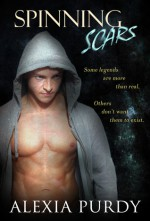 Spinning Scars - Alexia Purdy
