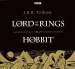 The Lord of the Rings and The Hobbit - J.R.R. Tolkien, Bill Nighy, Full Cast, Ian Holm, John Le Mesurier, Michael Hordern, Robert Stephens