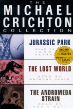 The Michael Crichton Collection: Jurassic Park / The Lost World / The Andromeda Strain - Michael Crichton, Chris Noth, Anthony Heald