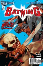 Batwing #2 - Judd Winick, Ben Oliver