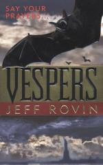 Vespers - Jeff Rovin
