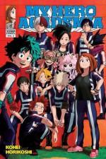 My Hero Academia, Vol. 4 - Kohei Horikoshi