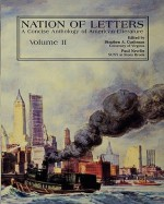 Nation of Letters: A Concise History of American Literature, Vol. 2 - Stephen Cushman
